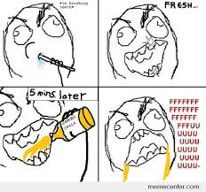 Toothpaste And Orange Juice Memes. Best Collection of Funny ... via Relatably.com
