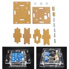 <b>Acrylic Transparent Housing Case</b> For Sound and Light Alarm ...