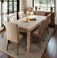 Dining Room Tables Reclaimed Wood Hit Rustic Solid Wood Dining Table Sfr Dmes70 Tres Amigos 31