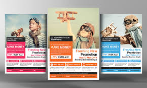 marketing flyer templates  10 marketing flyer templates  psd eps documents awesome