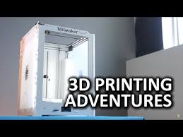 <b>Ultimaker 2 Extended</b> - Our First 3D Printer - YouTube