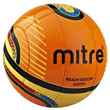 <b>Мяч для пляжного футбола</b> Mitre Beach Soccer Match