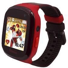 Купить умные часы <b>Кнопка Жизни Aimoto MARVEL</b> Мстители ...