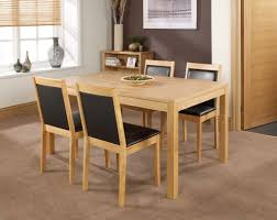 Oak Furniture Dining Room Oak Dining Chairs For Exclusive And Trendy Dining Room Home