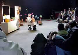 Archives] Créations 2001 au Fourneau : Karl Ludovic - publique