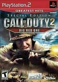Ps2 - Call of Duty 2 Big <b>Red One</b> for sale online | <b>eBay</b>