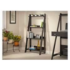 step ladder kitchen contemporary dark stained