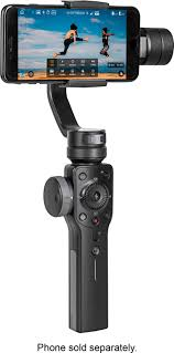 <b>Zhiyun Smooth 4</b> 3-Axis Handheld Gimbal Stabilizer Black SMOOTH ...