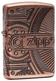 <b>Зажигалка Armor</b>™ <b>Gears</b> ZIPPO 29523 в подарок - купить в ...