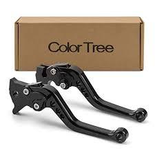 color tree Short Adjustable Brake Clutch CNC Levers ... - Amazon.com