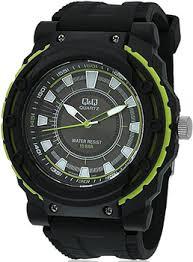 Наручные <b>часы Q&Q</b> с черным браслетом. Оригиналы ...