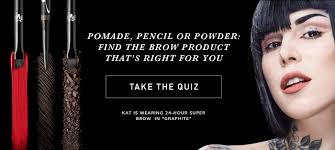 <b>Kat Von D</b> Super Brow Extreme Long-Wear Pomade ...