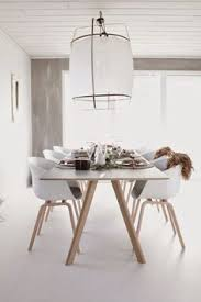 northernmoments hay perfection i want those chairs for my diningroom as well from the chair aac22 azul hay