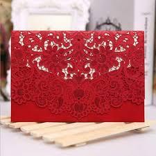 25 pcs/set <b>Lace Hollow</b> Laser cut Wedding Invitations Pocket Card ...