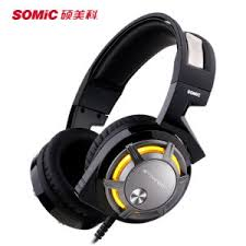 Stereo Gaming Headphones - Guangdong Somic Technology Co ...