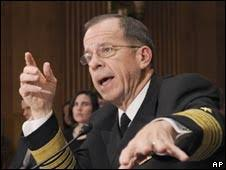 Admiral Michael Mullen, the chairman of the US Joint Chiefs of Staff - _45807879_mullen_ap226b