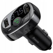 Автомобильное <b>зарядное устройство</b> с FM-трансмиттером ...