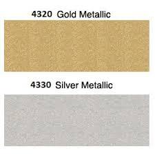 <b>Пленка для термопереноса</b> Poli-flex Perform (золото и серебро ...
