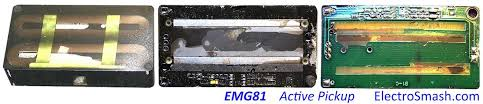 electrosmash emg81 pickup analysis emg81 guts the coils are wired in a differential mode so it is close to parallel topology because the output of the two coils is summed together