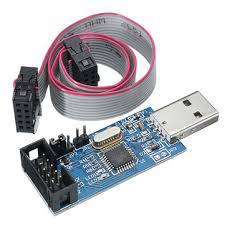 <b>3pcs 3.3V</b> / <b>5V USBASP</b> USBISP AVR Programmer Downloader ...