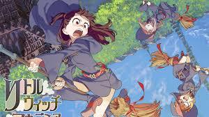 <b>Little Witch Academia</b> 2 by Studio TRIGGER — Kickstarter