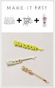 DIY Alphabet Bead <b>Bobby Pin</b> Tutorial from Fall for DIY. I like these ...