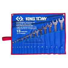<b>Наборы</b> комбинированных <b>ключей KING TONY</b> купить по ...