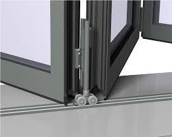 bi folding door hardware bi fold doors home office