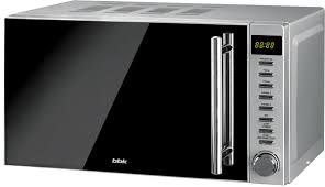 <b>Микроволновая печь BBK 20MWG-733T/BS-M</b>, серебристый