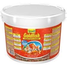 <b>Tetra Goldfish корм</b> для всех видов золотых рыбок в хлопьях - 10 ...