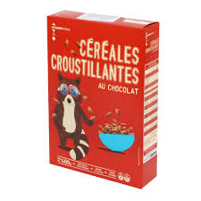 <b>Хлопья рисовые LEADER PRICE</b> Cereales Croustillantes ...