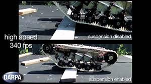 DARPA's Robotic <b>Suspension System</b> - M3 Program - YouTube