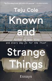 teju cole  the book that changed my life   men    s journalas you can see from my essays  i    m a little bit interested in tech and the ways it plays into people    s lives  but i think i want to have a more intimate
