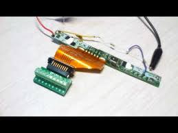 Урок №3 Ремонт батареи <b>DELL</b> на чипе bq8030 - YouTube