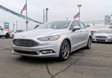 Used 2017 Ford Fusion SE AWD for sale in Detroit, MI 48210 ...