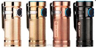 Купить <b>Фонарь Olight S Mini</b>-Cu Copper Limited Edition в интернет ...