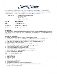 examples accomplishments for resume professional resume service examples accomplishments for resume cover letter material handler resume warehouse cover letter material handler resume examples