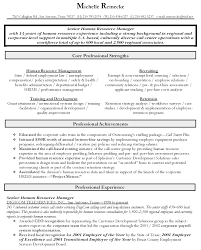 sample resume for hr manager best resume sample best hr manager resume sample qi59wdtk