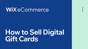 Wix eCommerce | How to Sell Digital Gift Cards for Your Online ...