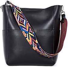 BROMEN Women Handbag Designer Vegan Leather ... - Amazon.com