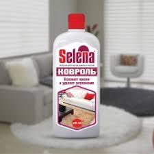 <b>Ковроль</b> для чистки ковров и мягкой мебели <b>Selena</b> 250 мл МО-02 ...