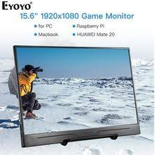 "<b>Eyoyo EM15H</b> Portable Monitor <b>15.6</b>"" HDMI LCD screen LCD USB ..."