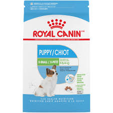 <b>Royal Canin X-Small Puppy</b> Dry Food, 15 lbs. | Petco