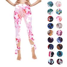 <b>Witkey Printed</b> Yoga <b>Leggings</b> High Waist Yoga <b>Pants Leggings</b> ...