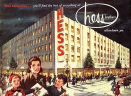 Image result for hess department store