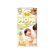 ᐅ <b>Momi подгузники Premium L</b> (9-14 кг) 50 шт. отзывы — 4 ...