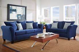 blue couches living rooms for minimalist home design brown living room furniture ideas