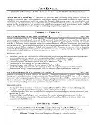 resume examples human resources resume objective sample format resume Perfect Resume Example Resume And Cover Letter