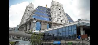 Image result for ISKCON Temple bangalore