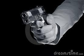 Resultado de imagen para hand with pistol